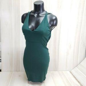Charlotte Russe Bodycon Dress M ~ DU2